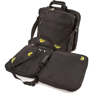 Aerovation 15.4 TSA Checkpoint Friendly Laptop Bag